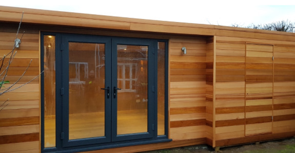 SIPS Garden Office | Shed and Storage