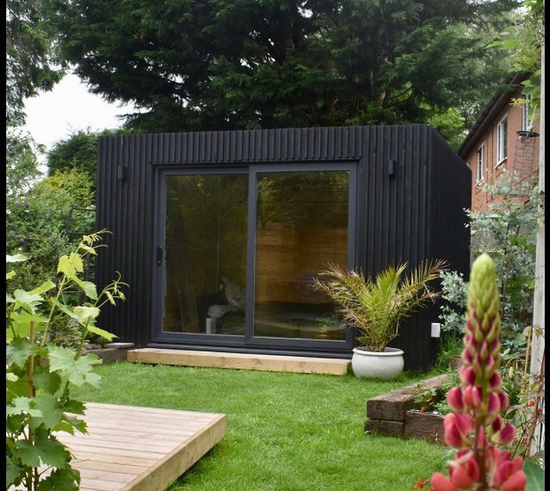 Contemporary Garden Room | Cheshire