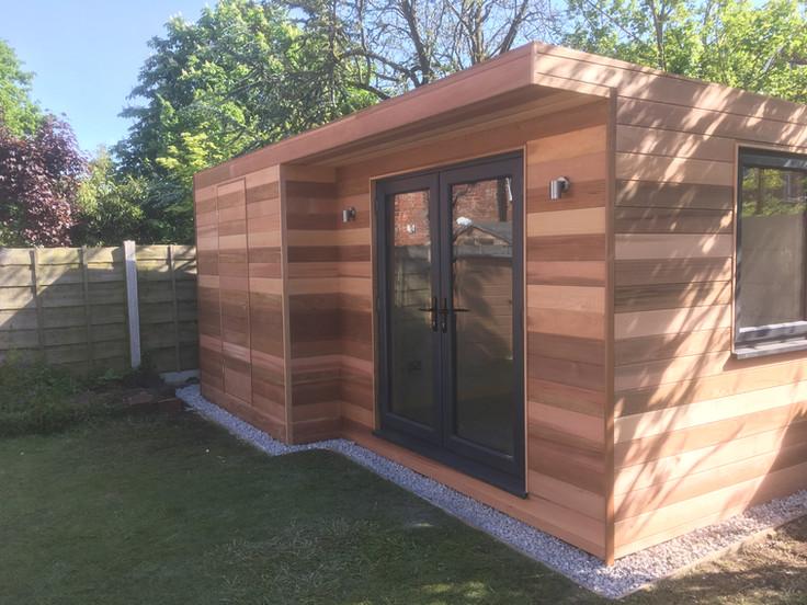 SIPS Garden office in Urmston