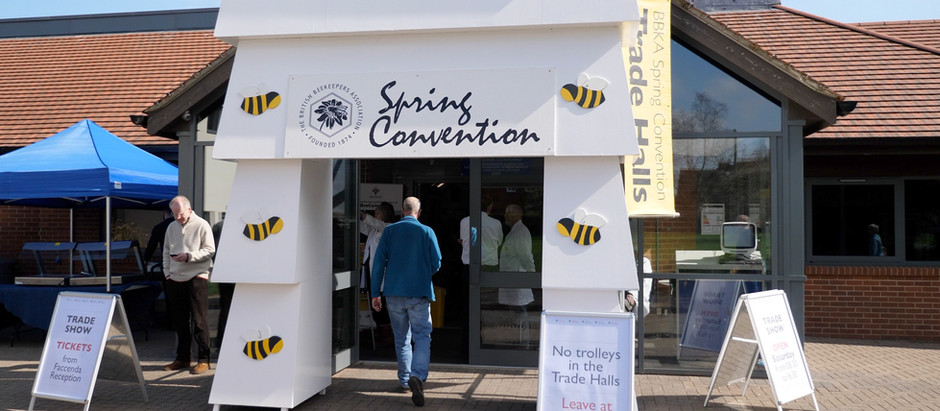 2018 British Beekeeping Association Spring Convention and Trade Show