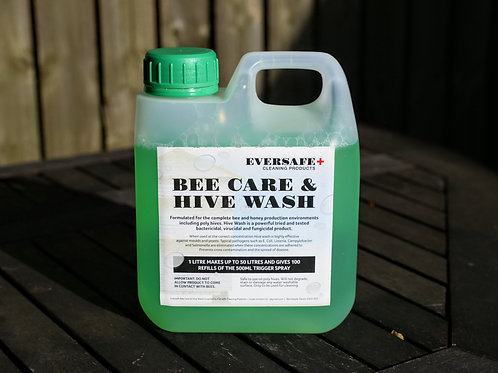 Eversafe+ Bee Care and Hive Wash 1ltr Concentrate