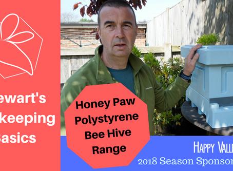 Happy Valley Honey Company       Honey Paw Polystyrene Bee Hives
