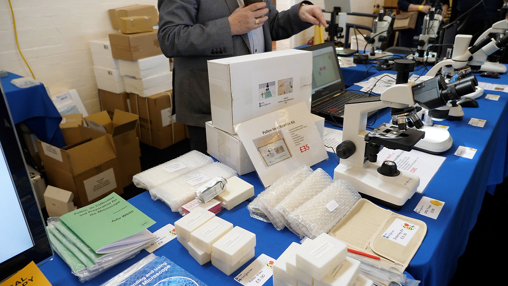 Brunel Microscopes for beekeepers