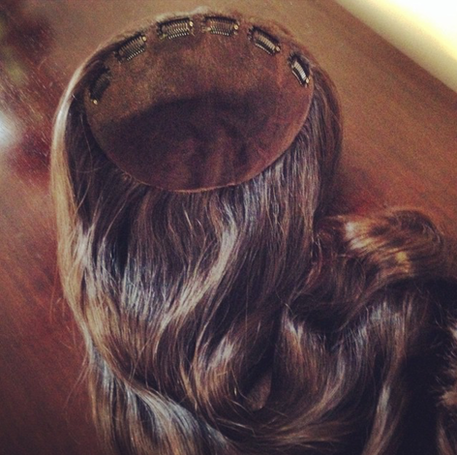 Custom hairpiece