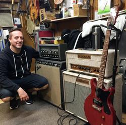 Amp Repair & Tagg Guitars