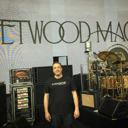 On Tour with Fleetwood Mac