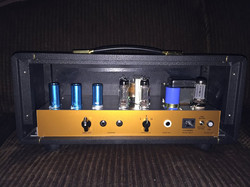 Foppstar Black Amp Back
