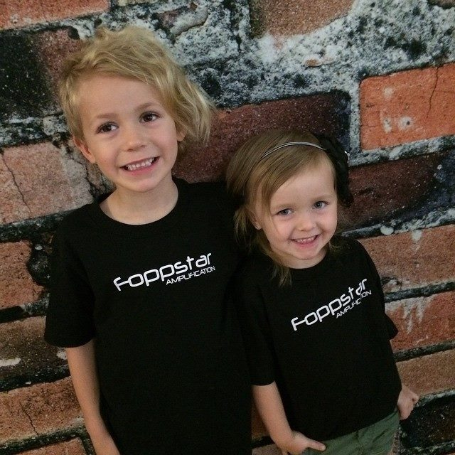 My Kids in Logo Shirts