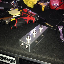 AB and Tremolo Switch