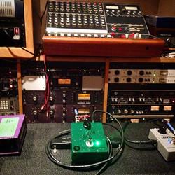 In the Studio with Deftones