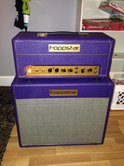 Purple Stack #10