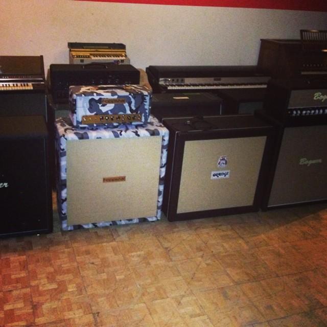 Deftones Studio