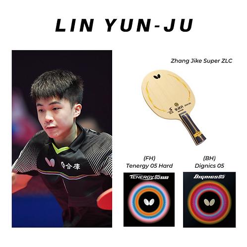 Lin Yun-Ju's Combo