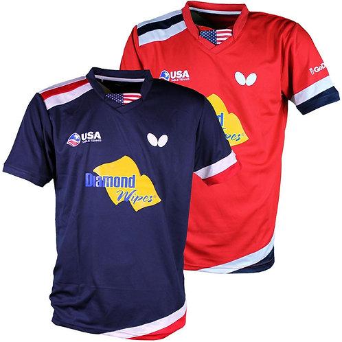 USA Team Men's Shirt 19