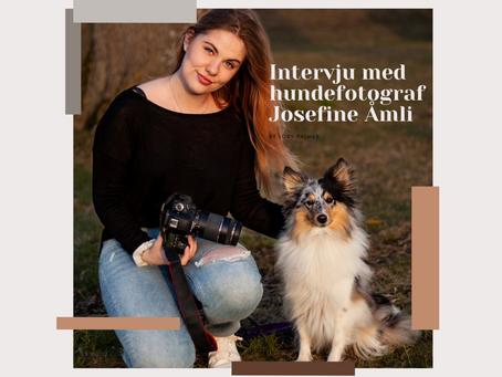Intervju med Josefine Åmli