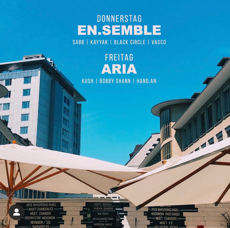 ARIA - Every Friday