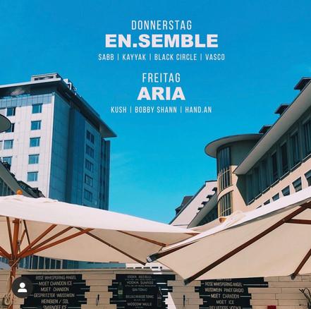 ARIA - Every Friday