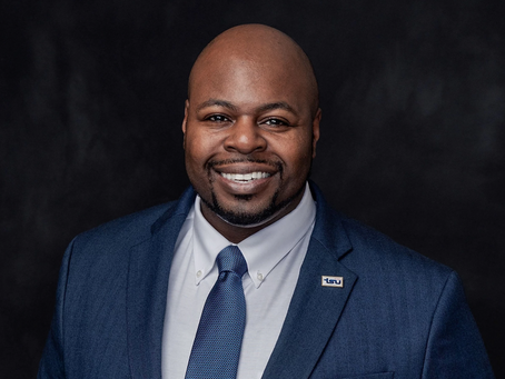 Meet the new President-Elect of the TSUNAA - Charles H. Galbreath, Jr.