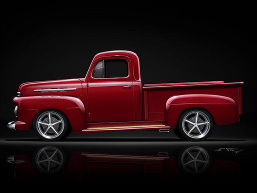 Ford F1 1951