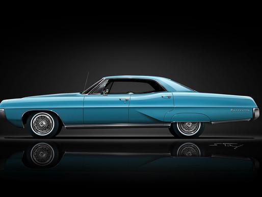Pontiac Bonneville 1967