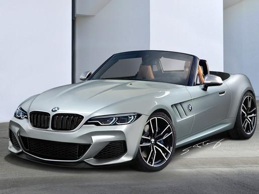 NEW BMW z3