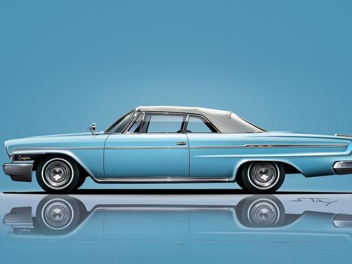 Chrysler Newport 1962 convertible