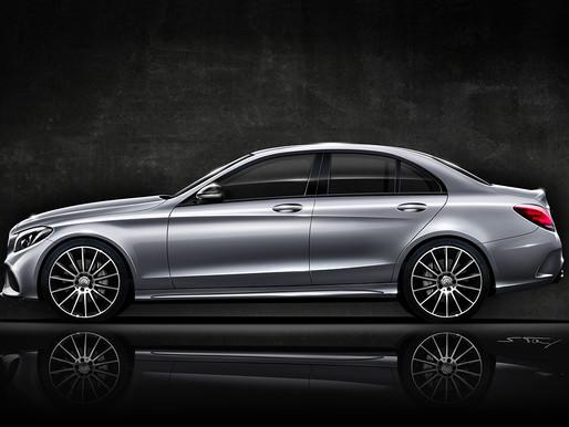 Moderner Klassiker - Mercedes c 400