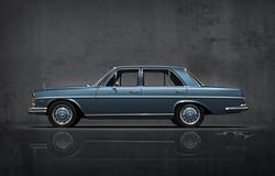 W108 Mercedes