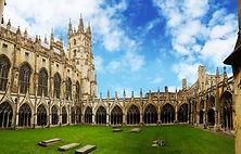 Canterbury Cathedral Cloister, Kent, Uni