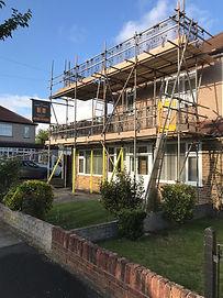 scaffolders in London