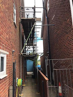 Scaffolders in London and the South East