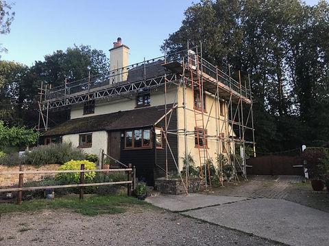 scaffolders in south east london.JPG