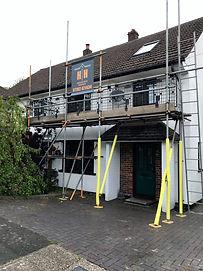 scaffolders in Medway