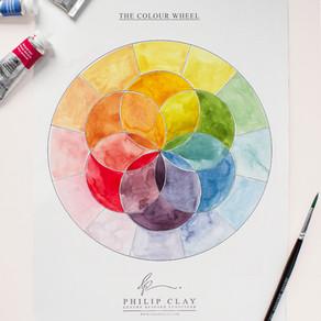 Create a Colour Wheel!