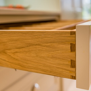 Drawer with Dovetail