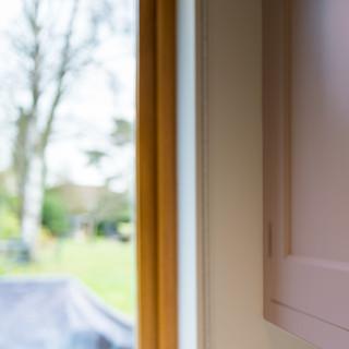 cabinet door in farrow and ball sulking