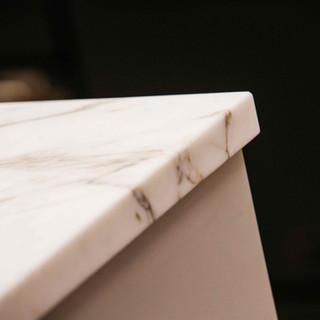 Marble workshop detail