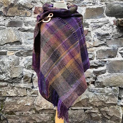 Gypsy girl ~ handwoven wrap