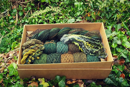 Wildflower Warp Kit - for the Love of Green