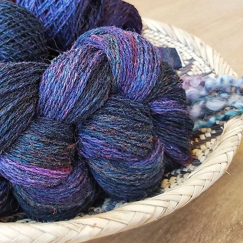 Wildflower Weaver Warp Kit - Purple Phacelia