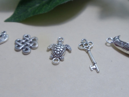 Jewelry Making: Adding Charms to Bracelets #8