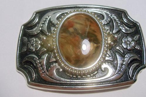 Vintage Jewelry: Belt Buckle Gaga Found a Vintage Western Belt Buckle