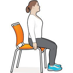 Body Improvement: Exercise from a Chair