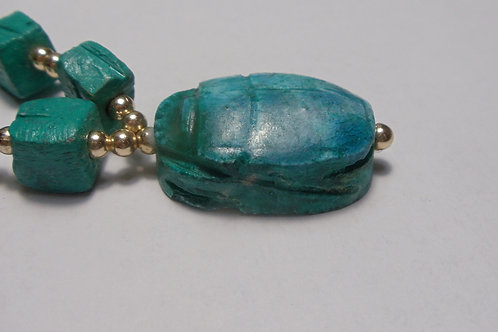 Necklace Turquoise Pendant