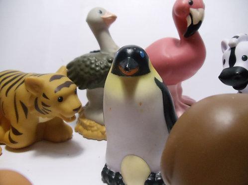 Mattel 2011, Set of Animals Lot of 17