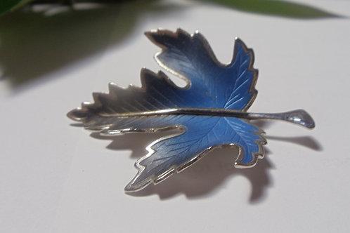 Vintage Maple Leaf Pin
