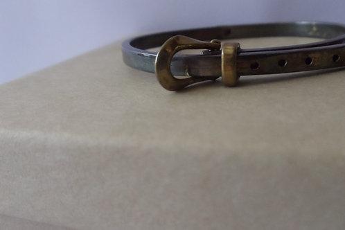 Bracelet that Looks Like A Belt