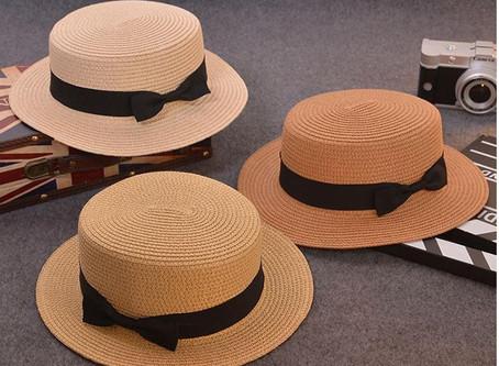 Body Improvement: Wearing Hats