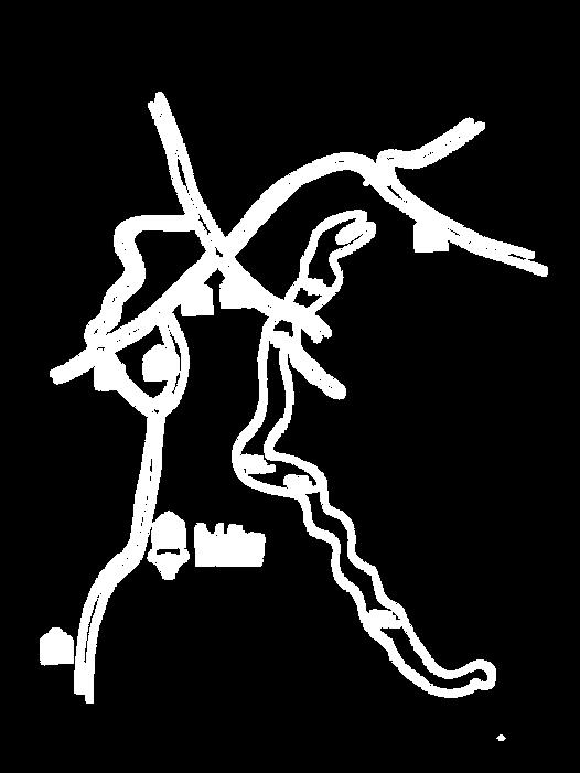 Neuruppin Landkarte Fleischerei Dülfer