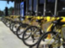 sistema de bicicletas compartilhadas